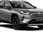 3. Toyota RAV-4 (Hybrid)