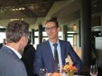 Jean-Claude Bopp, Geschäftsführer der Bopp Solutions AG, im Gespräch.