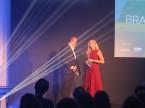 Martin Novak, Managing Director von Eurotax Schweiz, führte mit charmanter Unterstützung durch den Abend.