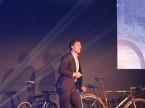 Der ehemalige Radrennprofi Fabian Cancellara zog Parallelen zwischen Leistungssport und Unternehmertum.